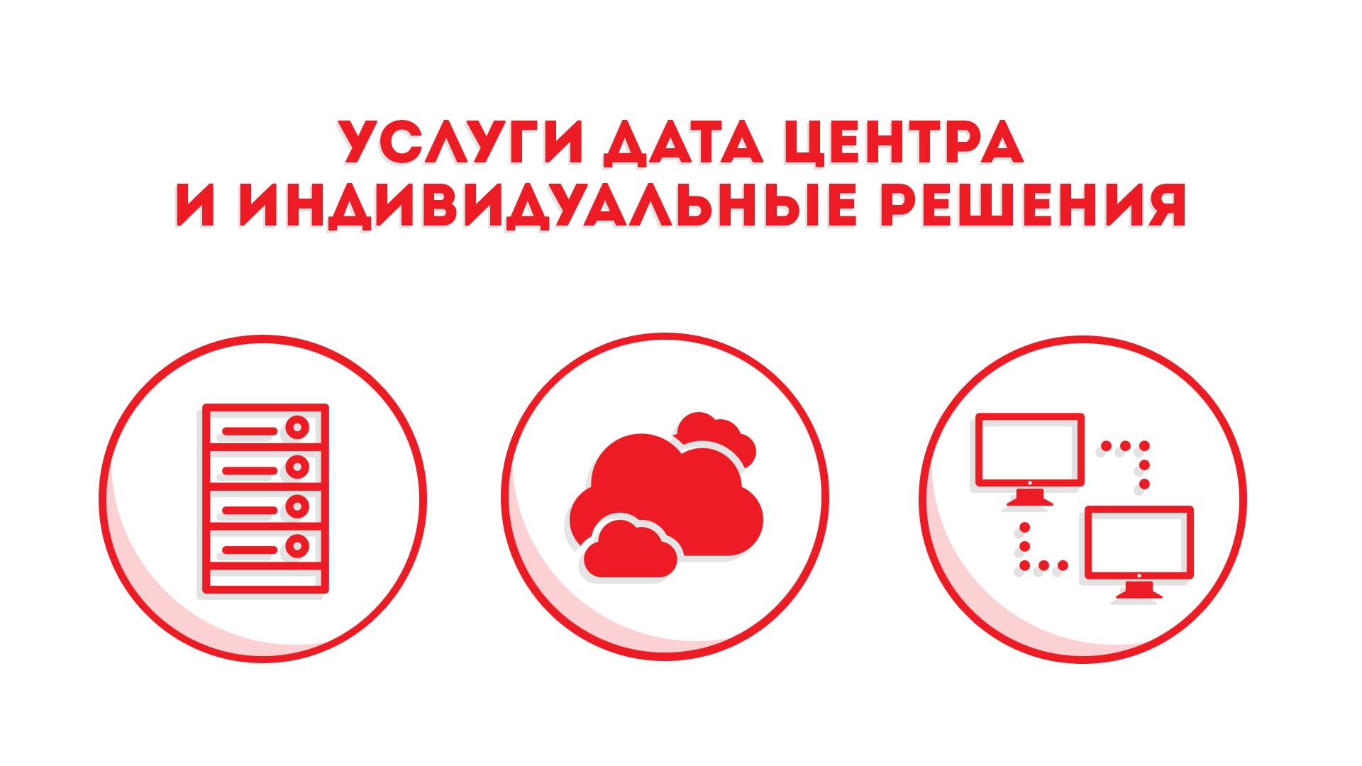 Услуги дата центра