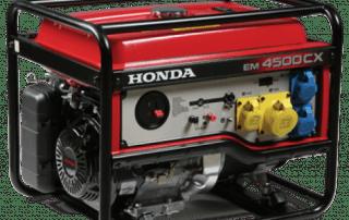 Rapid Link Generators HONDA EM4500