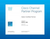 Cisco Select Certificate